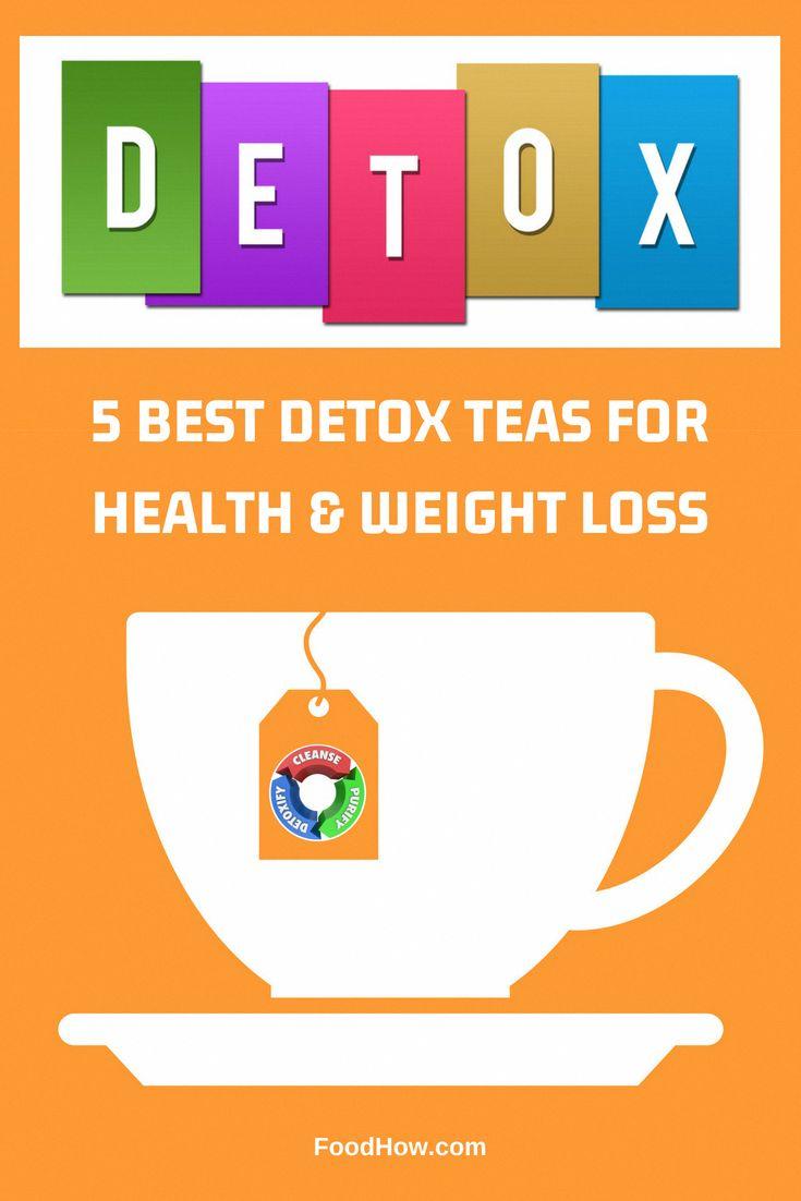 5 beste Kräuterentgiftungstees, zum Ihres Körpers natürlich zu reinigen  – Detox Drinks Metabolism