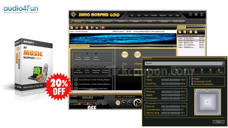 8 best audio4fun coupon codes 2017 images on pinterest coupon av music morpher gold coupon code for 20 off httpstickcoupon fandeluxe Choice Image