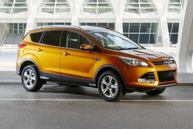 Ford Kuga стал мощнее и экономичнее