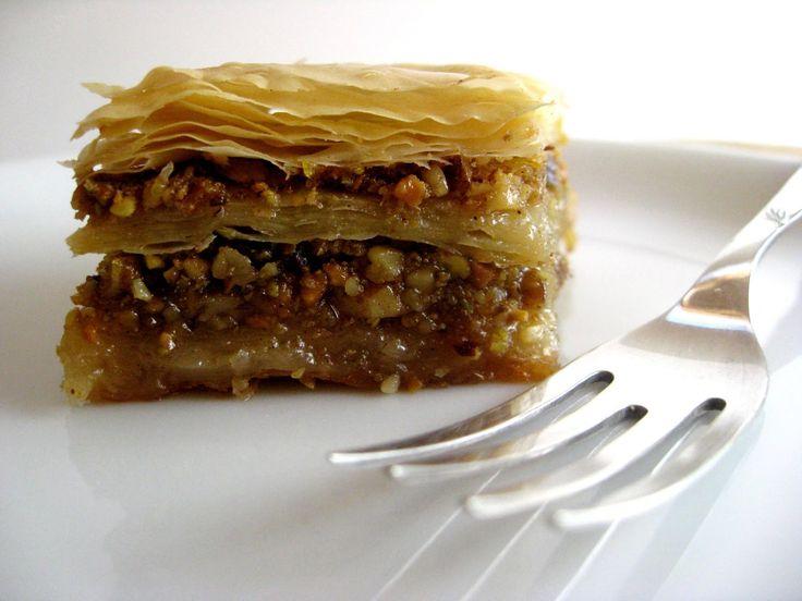Sarajevska Baklava recept, Bosanska Baklava Recept, baklava recept, najbolja baklava recept, bosanski kolači recepti, bosanska kuhinja,