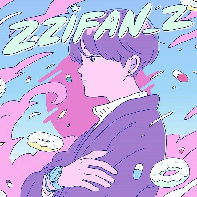 [해운대 애니포스 만화학원] ZIFAN XU : 네이버 블로그