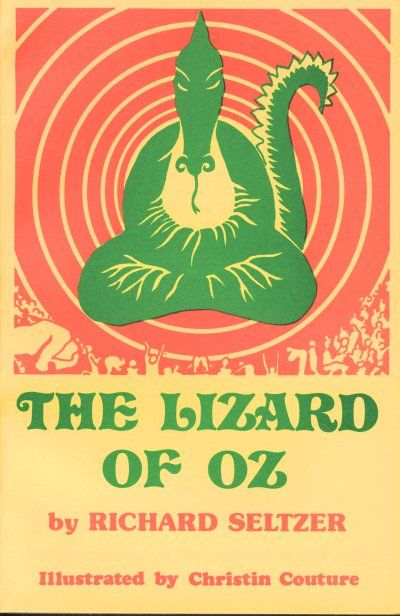 "The Lizard of Oz, a satric fantasy by Richard Selzer When an elementary class sets out on a quest to save the world from disenchantment, their adventures reveal paradoxes of the human mind and ways of awakening the magic within us. Library Journal -- ""An intriguing and very entertaining little novel"" Aspect -- ""Carroll and Tolkien have a new companion"" Lancaster (PA) Independent Press -- ""a work so saturated that the mind is both stoned with pleasure and alive with wonder"""