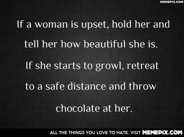 Some advice for all you men in a relationship
