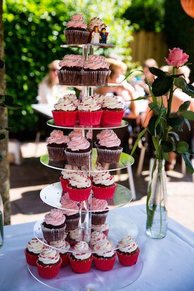 wedding cupcakes - Marlot