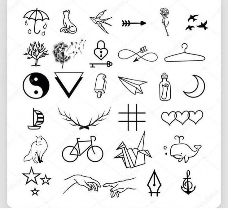 Символы прикольные рисунки
