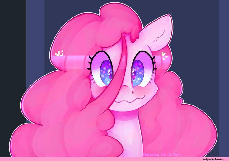 my little pony,Мой маленький пони,фэндомы,Pinkie Pie,Пинки Пай,mane 6,mlp art