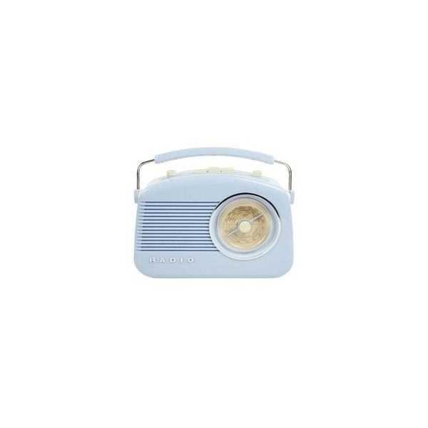 radio in periwinkle Pastel Neon ❤ liked on Polyvore featuring fillers, electronics, blue, other and stuff