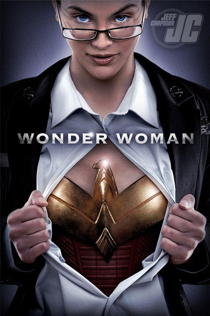 AbsoluPorn - Seduce Wonder Woman - Jeux de cul