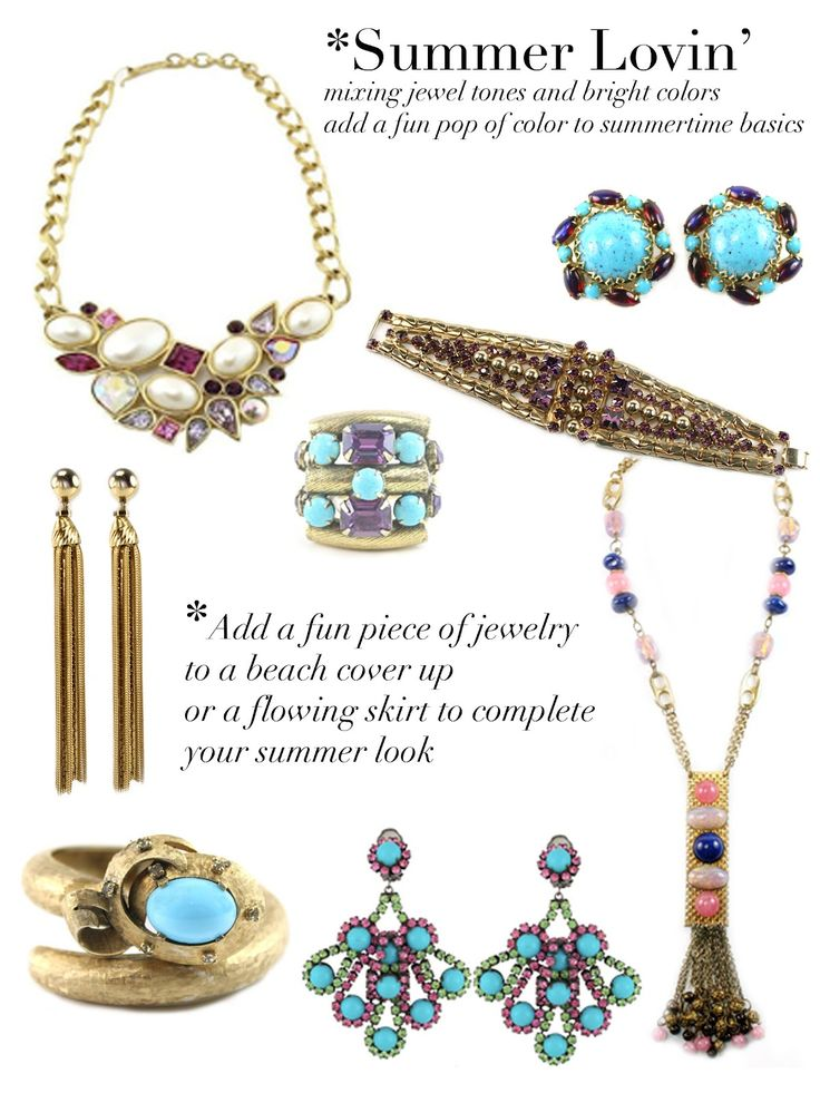 130 best Jewelry Trends images on Pinterest