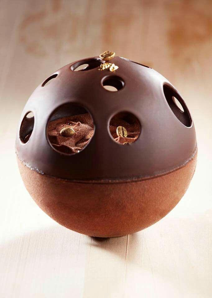 Roberto Rinaldini - sfera al tiramisù