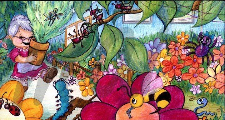 Ilustración de Mariana Villanueva (Mai)