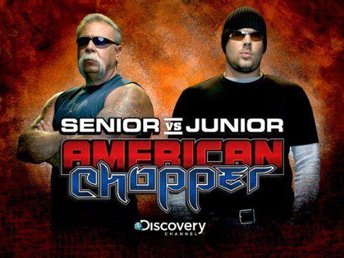 Senior vs Junior - OCC vs Paul Jr. Designs - American Chopper
