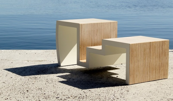 Trapp table, Design Staale Fosse, available www.designermade.no