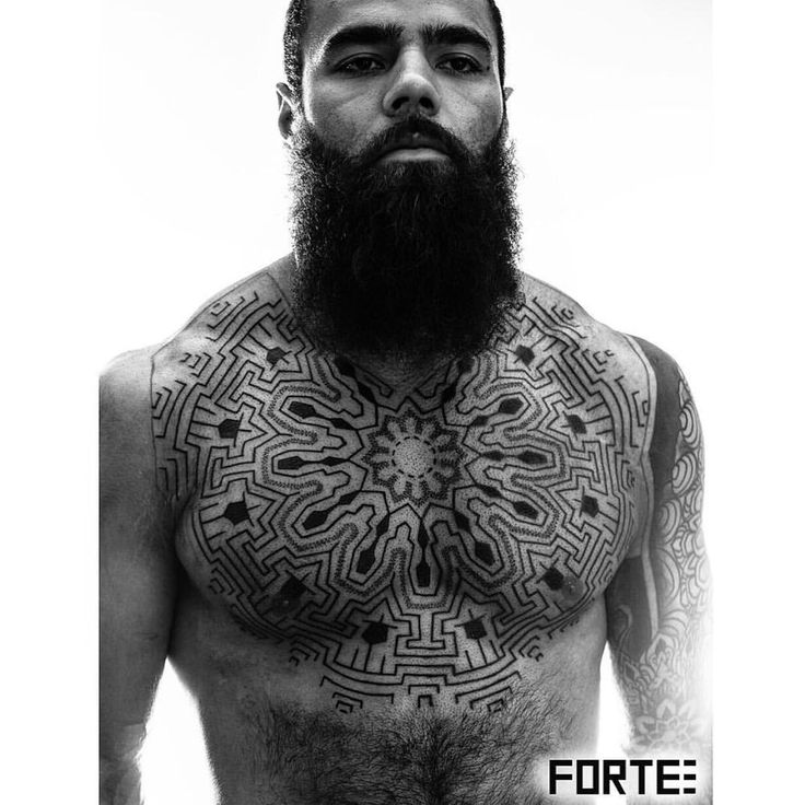 Sri Yantra Tattoo - Oakland, CA, United States