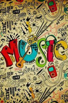 Resultado de imagen para musica pop mapas mentales