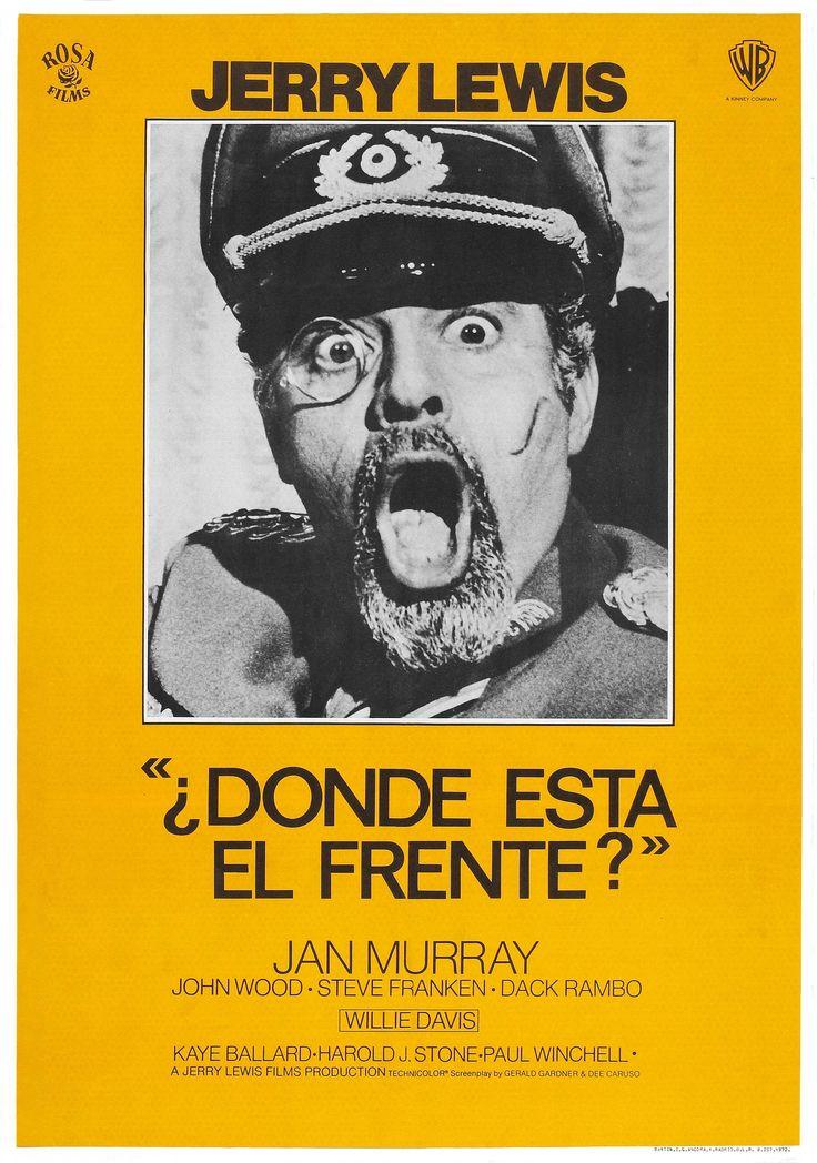 1970 - ¿Dónde está el frente? - Which Way to the Front? - tt0066564