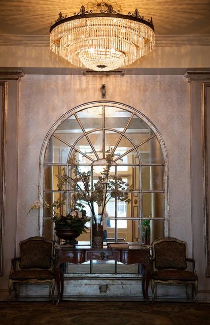 Bourbon Orleans Hotel Lobby Entrance