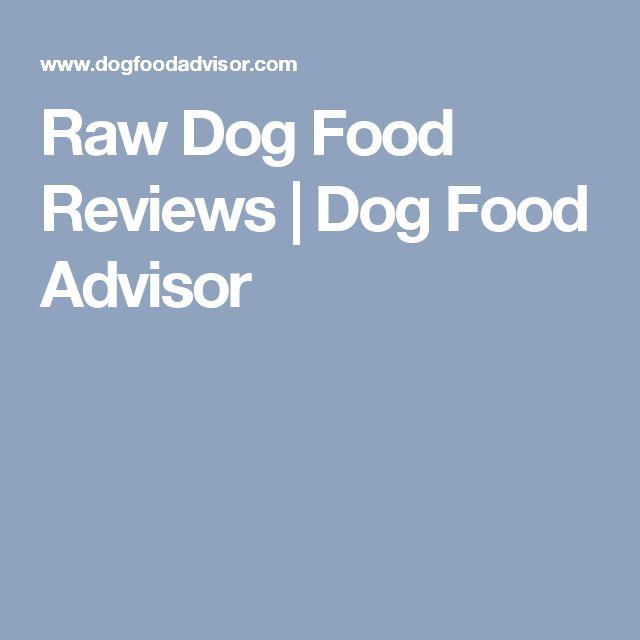 Raw Dog Food Reviews | Dog Food Advisor