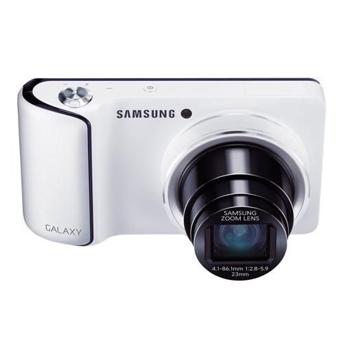Get ready, because photography will never be the same again. The Samsung GALAXY Camera gives you the magic of professional digital photography with the powerful intelligence of the Android...