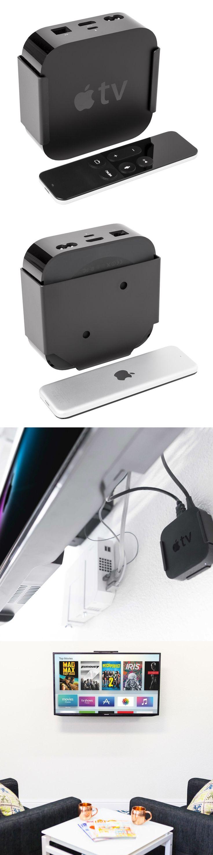 Apple® TV 4th Gen Wall Mount www.handyman-goldcoast.com