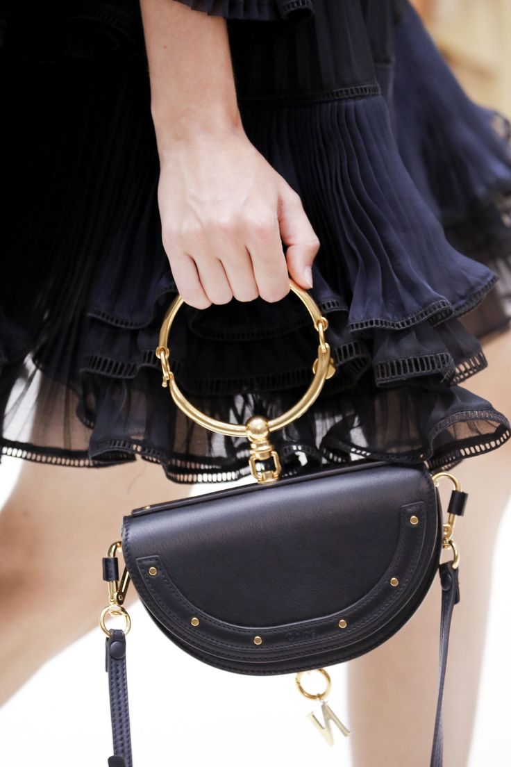 Chloé Spring/Summer 2017 Ready-To-Wear Details