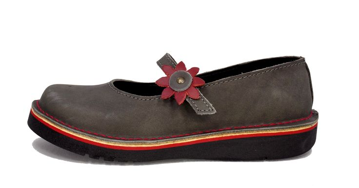Freestyle Shani Aviator Grey/Red Handmade Genuine Full Grain Leather Shoe.  R 769. Handcrafted in Cape Town, South Africa.  Code: 144136. See online shopping for sizes.   Shop for Freestyle online https://thewhatnotshoes.co.za       Free Delivery within South Africa.