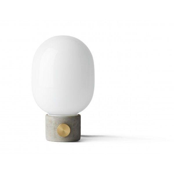 Menu JWDA Concrete lamp lys grå/messing