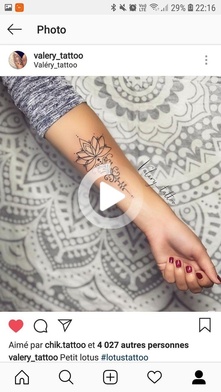 Pin on Mandala Wrist Tattoo