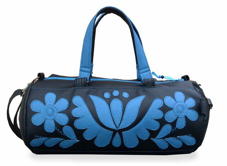 I love winter ethnic bag