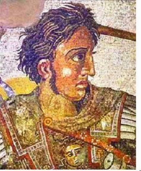 Conocimiento del Medio: El misterio de la muerte y tumba de Alejandro Magno