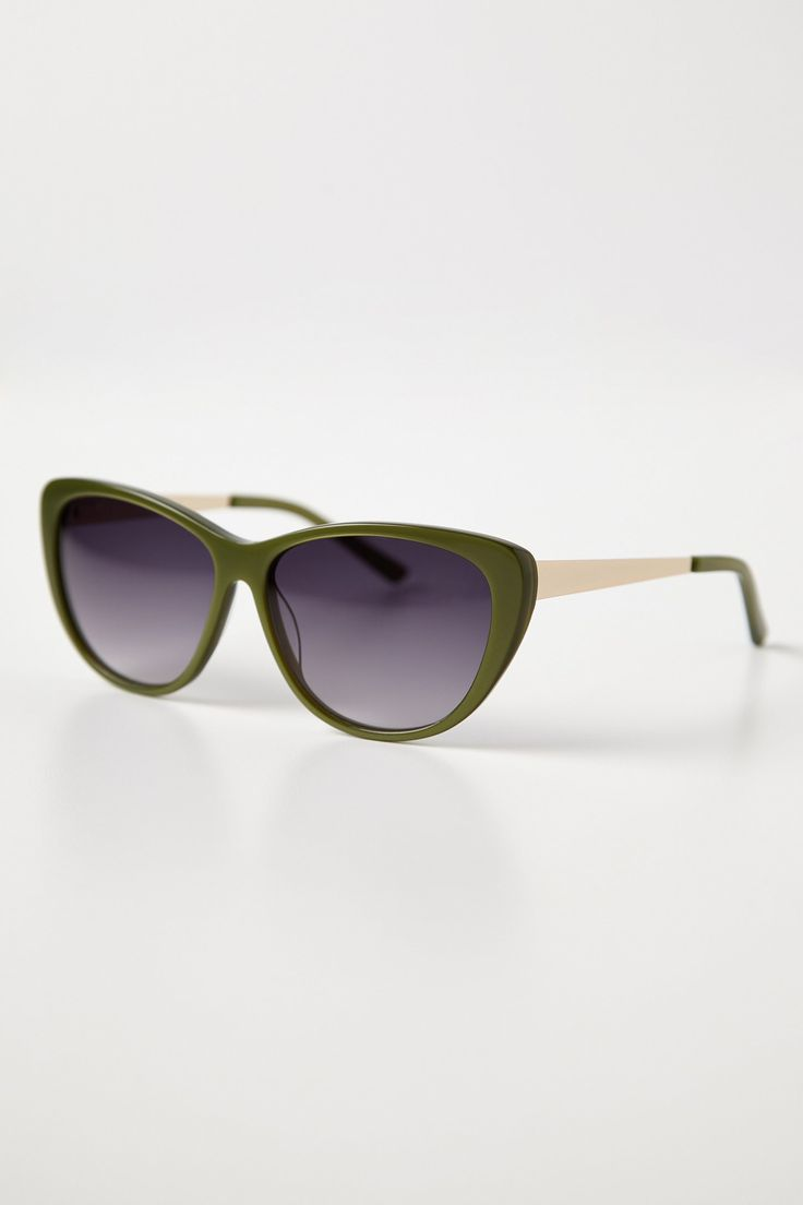 I-went-shopping-for-8-hours-and-this-is-the-only-thing-I-purchased... Emerald Cat Shades
