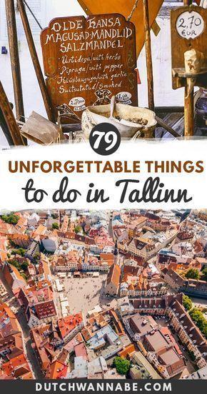 Vous recherchez des activités à Tallinn ou en Estonie? #Mon #Dernier …