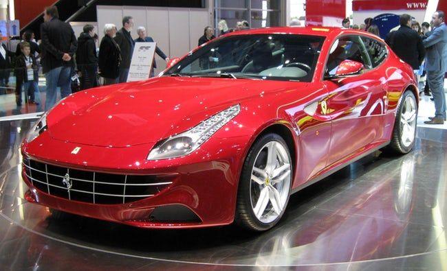 Full List Of Ferrari Models Ferrari Most Popular Cars New Ferrari