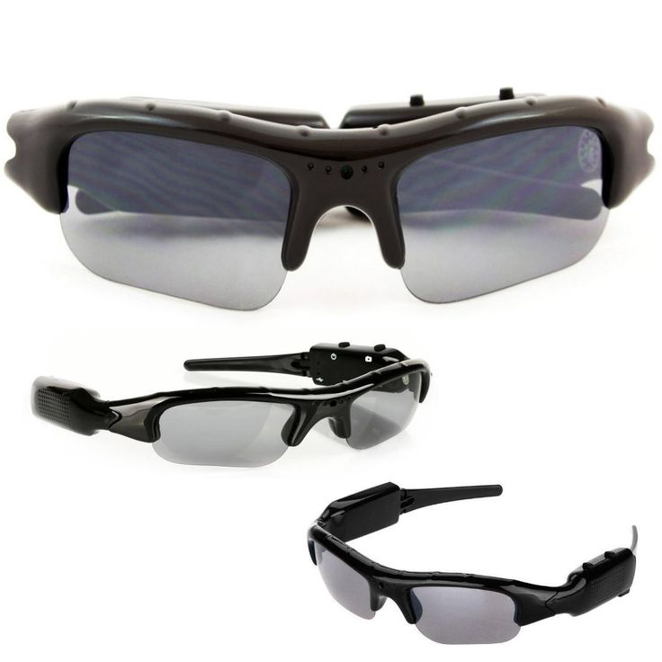 SpyCrushers Spy Camera Sunglasses