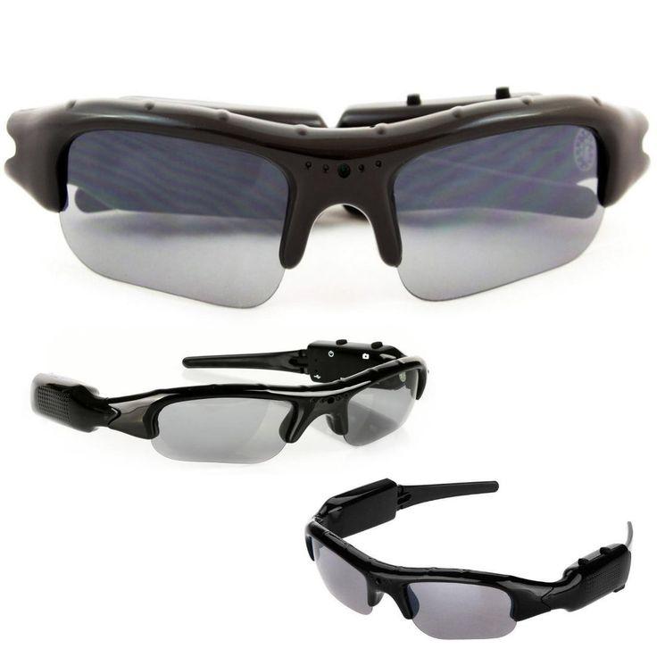 SpyCrushers Spy Camera Sunglasses