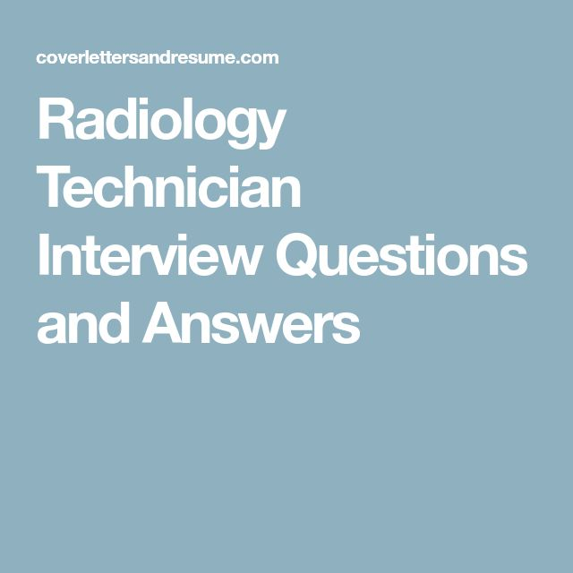 Best 25+ Radiologist technician ideas on Pinterest Vet tech - radiographer resume