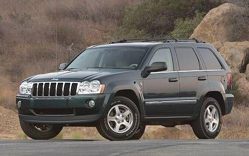 Best Jeep Cherokee Laredo 2005