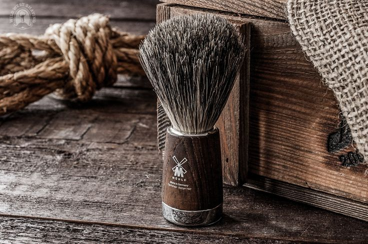 MÜHLE - Shaving brush LISCIO 181 H 140