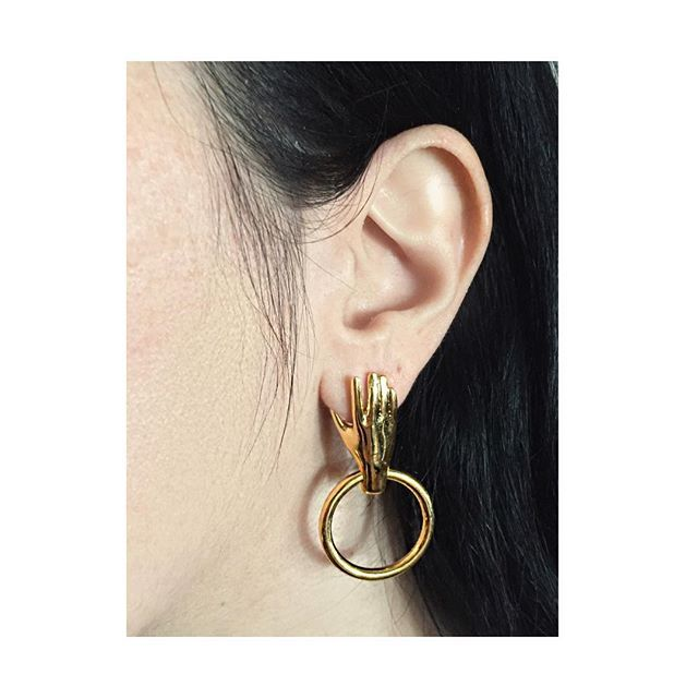 jewelry in bug gold girl girls earrings lady s