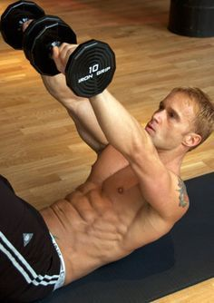 Got 30 minutes, three times a week? Follow Lukas Proke's workout for a belly-busting, torso-tautening, molded-in-steel midsection.