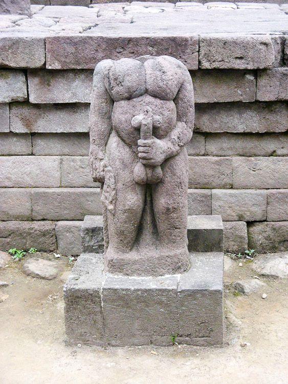 "The ""erotic temple"" - Candi Sukuh, Central Java, Indonesia"