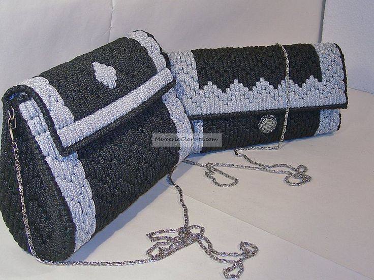 POCHETTE IN CORDONCINO DI:ROSANNA. i like the style of the bag! please check out our website.http://bax.fi