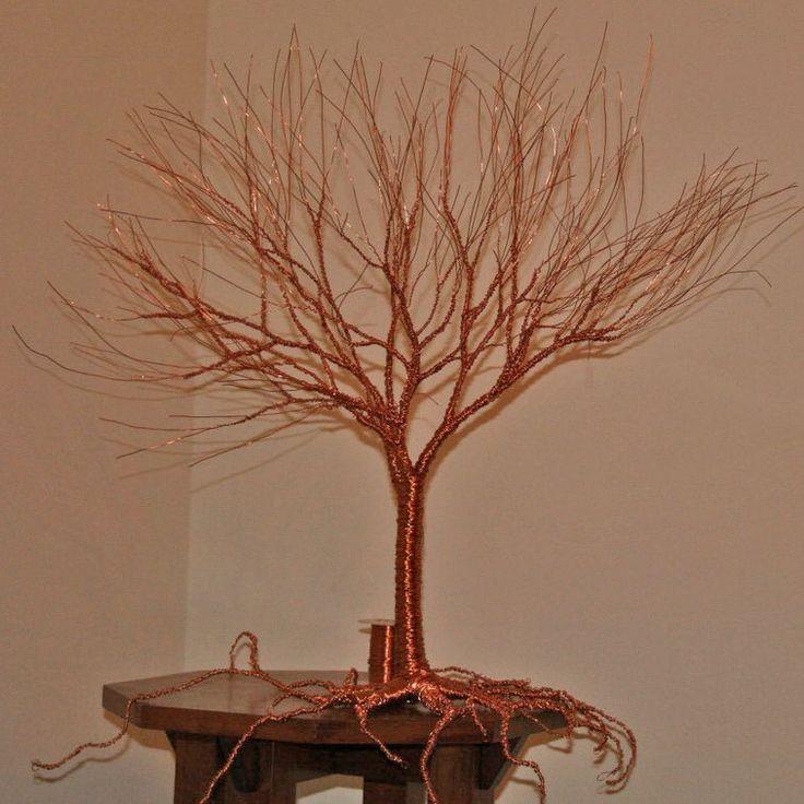 Best 25+ Copper wire art ideas on Pinterest | Copper wire crafts ...