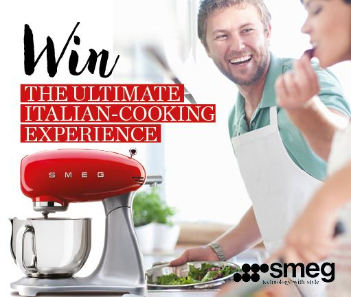 Win the ultimate Italian-cooking experience worth R19500 | Ends 31 August 2015