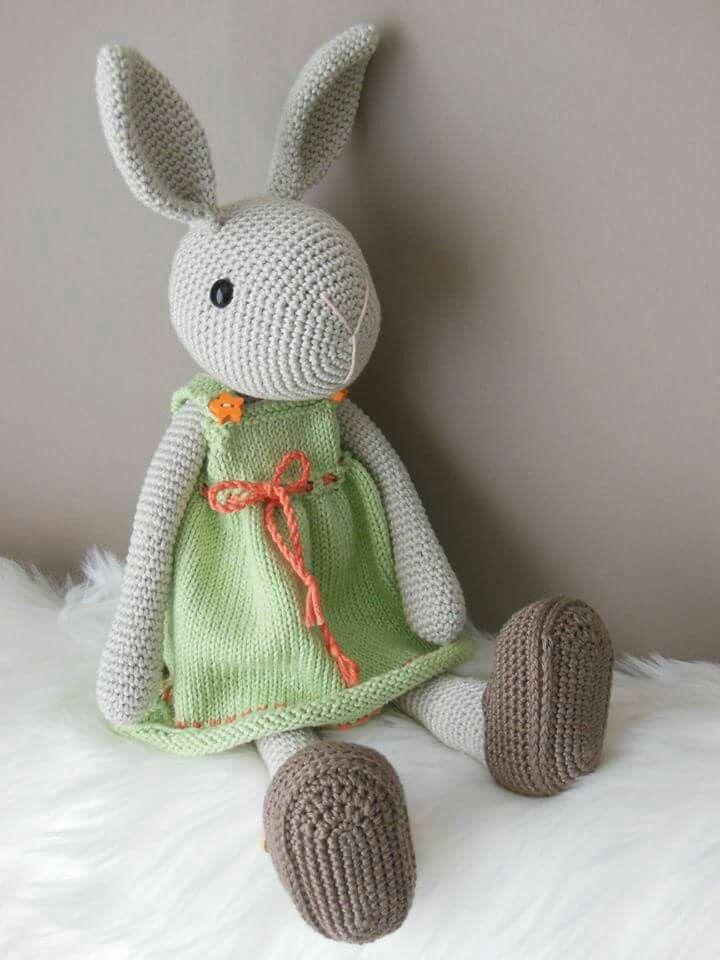 98 best Haken en breien voor Pasen images on Pinterest | Crochet ...
