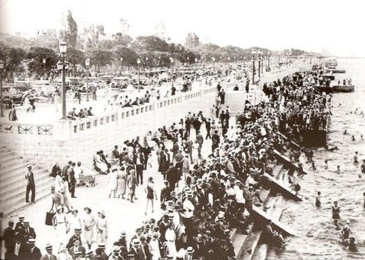 Balneario de Buenos Aires - 1917