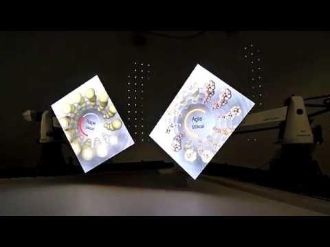 Milan Expo 2015 South Korea Pavilion Robots
