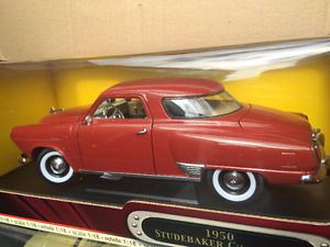 Studebaker Champion 1950 diecast 1/18 die cast parfait neuf