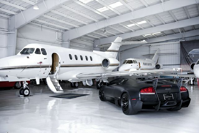 rich life matt black lambo private jet big dollars. Black Bedroom Furniture Sets. Home Design Ideas