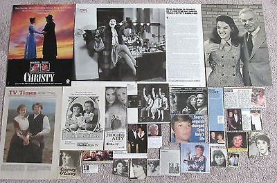 Tyne Daly (Cagney & Lacey; Christy; Judging Amy) Magazine Clippings